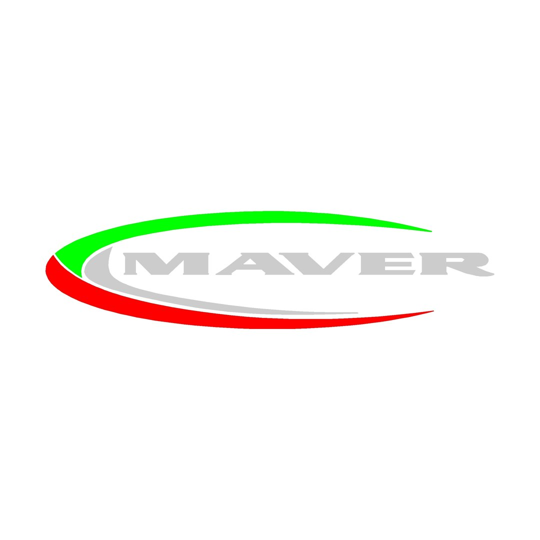 sticker maver ref  marque materiel de peche autocollant sponsor