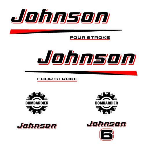 Kit de stickers pour votre capot moteur horsbord - Housse capot moteur hors bord ...