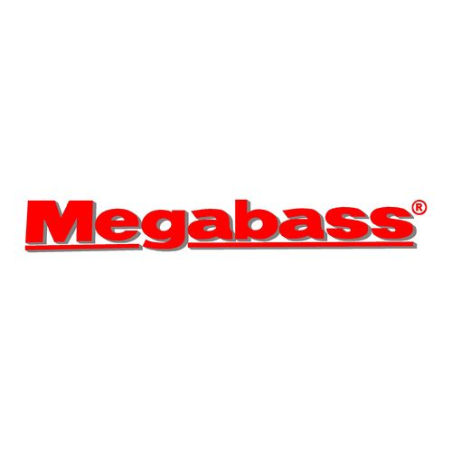 sticker MEGABASS ref 2