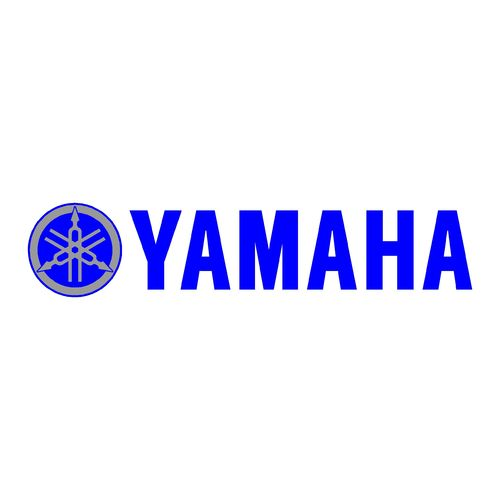 Sticker YAMAHA réf. 2