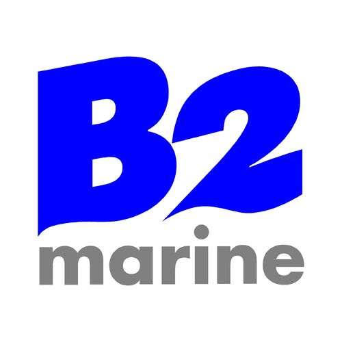 Sticker B2 MARINE ref. 3