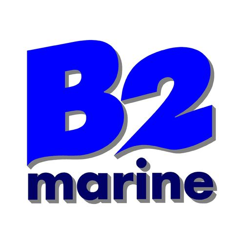 Sticker B2 MARINE ref. 4