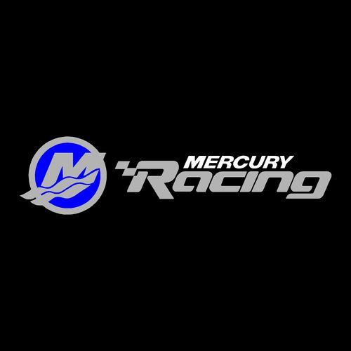 Sticker MERCURY RACING réf. 22