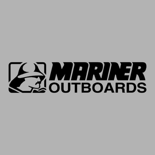 1 sticker MARINER OUTBOARDS ref 10 serie 2