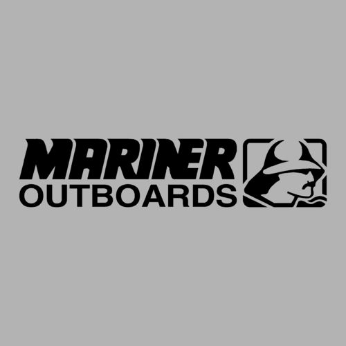 1 sticker MARINER OUTBOARDS ref 11 serie 2