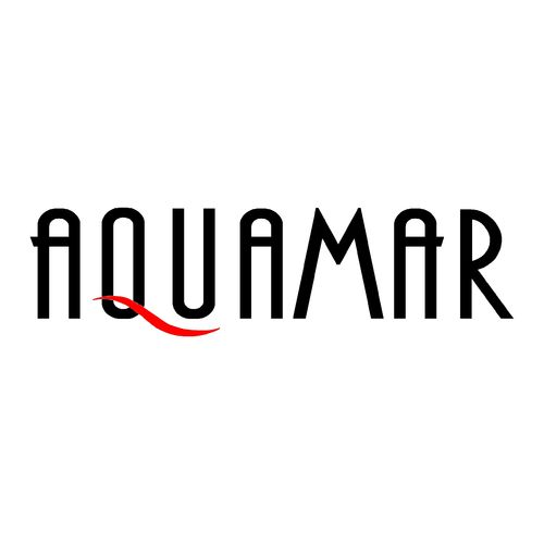 1 sticker AQUAMAR ref 1