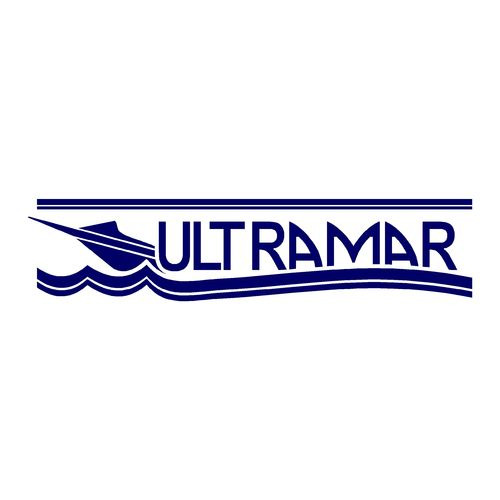 1 sticker ULTRAMAR ref 1