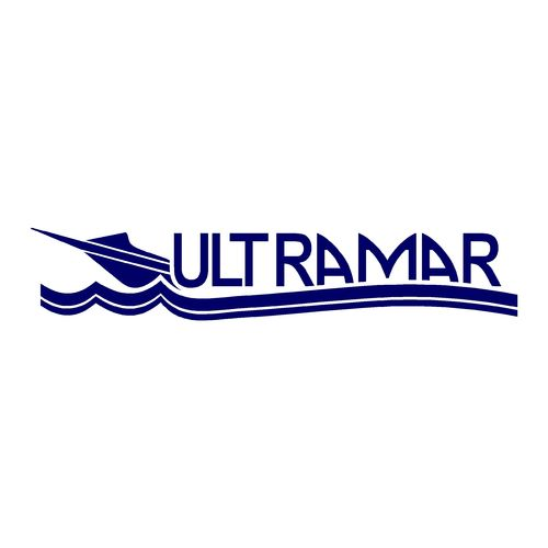 1 sticker ULTRAMAR ref 2