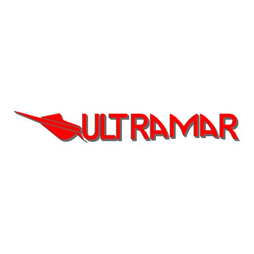 1 sticker ULTRAMAR ref 4