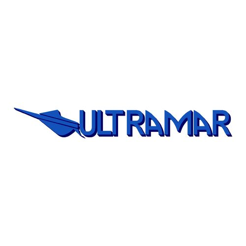 1 sticker ULTRAMAR ref 6