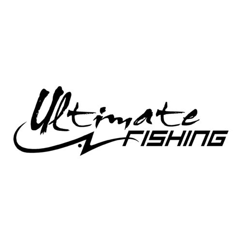1 sticker ULTIMATE FISHING ref 1