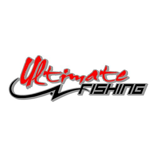 1 sticker ULTIMATE FISHING ref 6