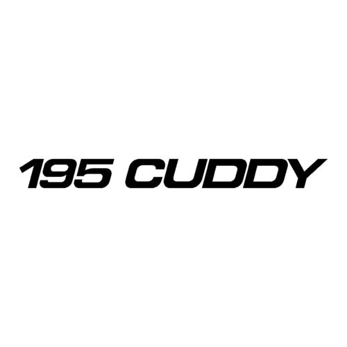 sticker SUNBIRD 195 CUDDY ref 10