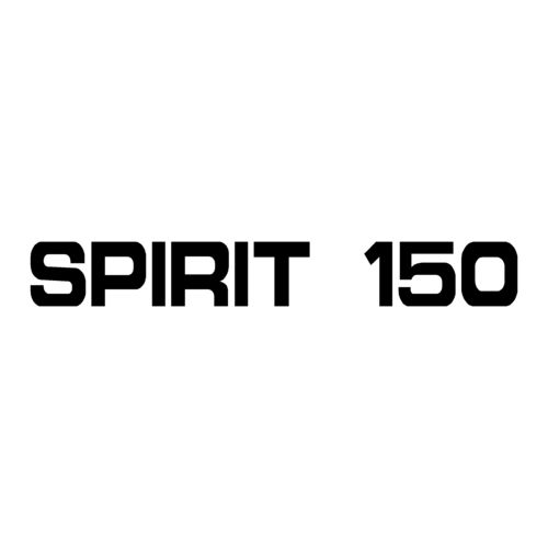 sticker SUNBIRD SPIRIT 150 ref 22