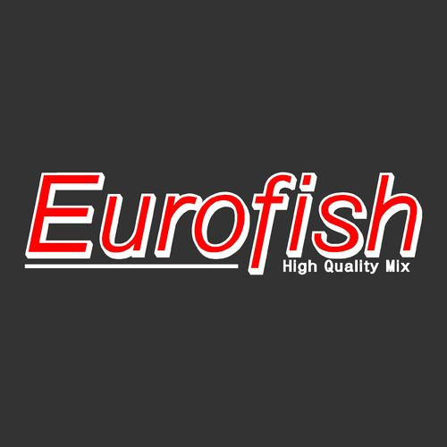sticker EUROFISH ref 4 High Quality Mix