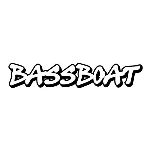 sticker BASSBOAT EUROPE ref 2