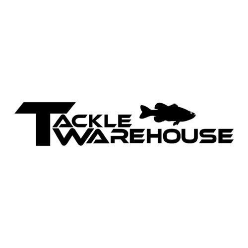 sticker TACKLE WAREHOUSE ref 1