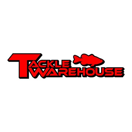 sticker TACKLE WAREHOUSE ref 3