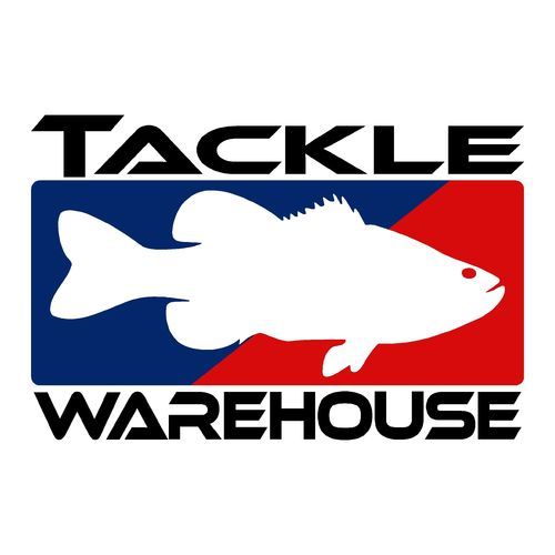 sticker TACKLE WAREHOUSE ref 4