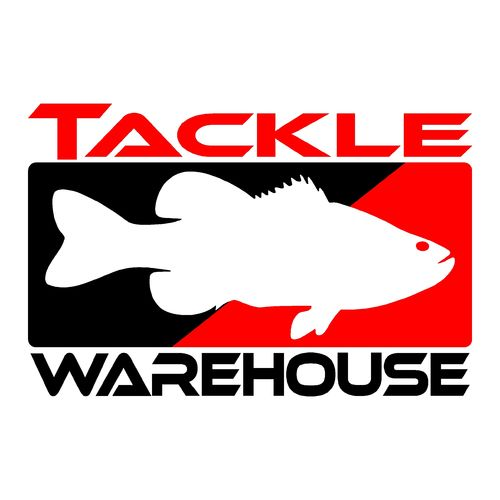sticker TACKLE WAREHOUSE ref 5