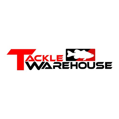 sticker TACKLE WAREHOUSE ref 6